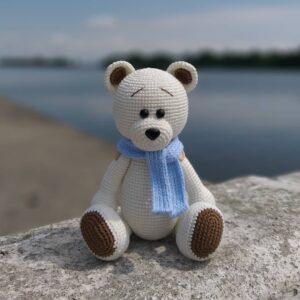 Gấu bông vải len