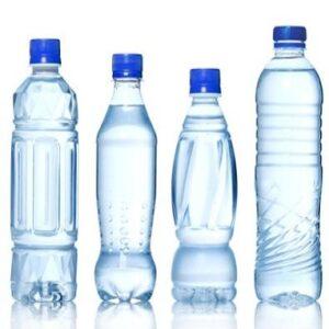 Chai nhựa đựng nước sâm
